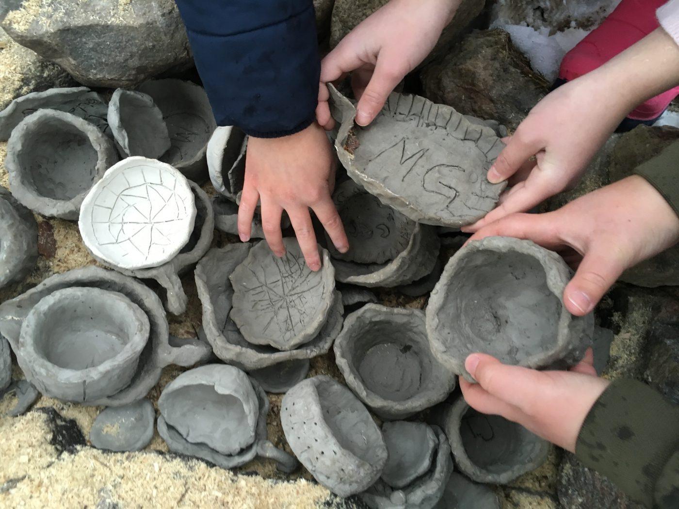 Lera blir keramik