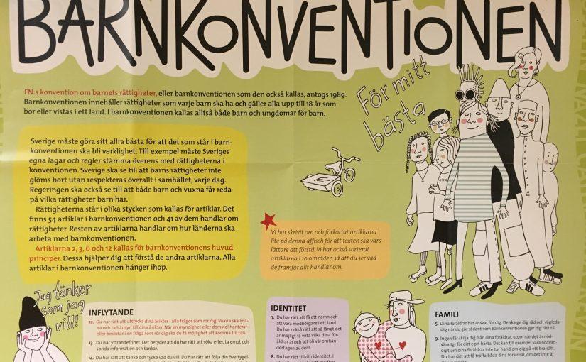 30 år med Barnkonvention