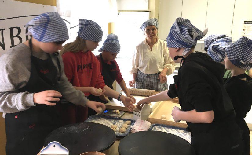 Om bröd – i Viksjöfors och i världen